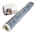 "5""Ø X 4' INSULATED FLEX PIPE FOR FRESH AIR INTAKE KIT"