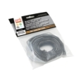 "3/4"" (FLAT) X 6' BLACK SELF-ADHESIVE GLASS GASKET"