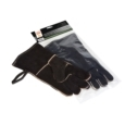 KEVLAR THREAD WOOD STOVE AND FIREPLACE GLOVES