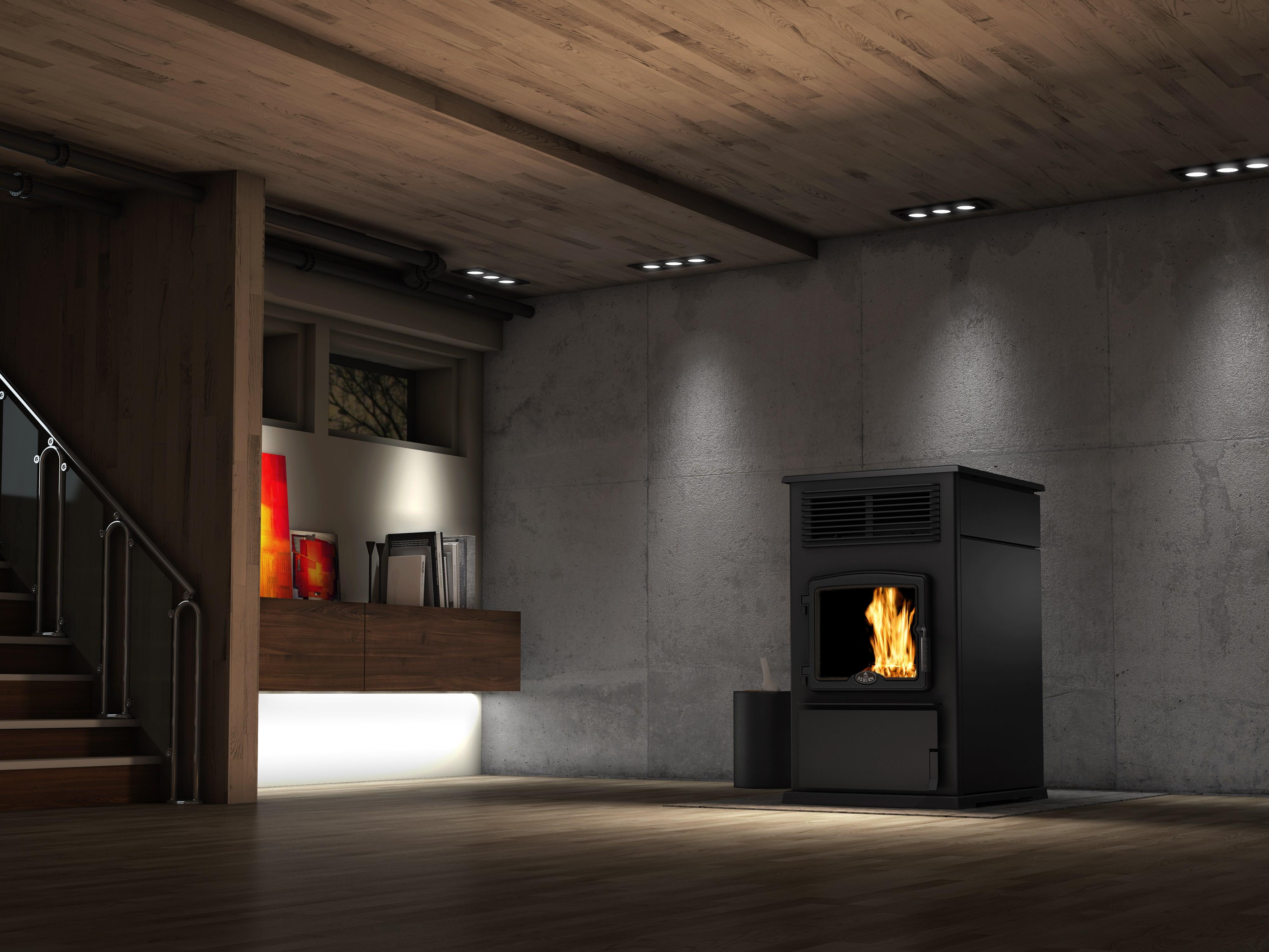 7000 | Pellet stoves | Osburn