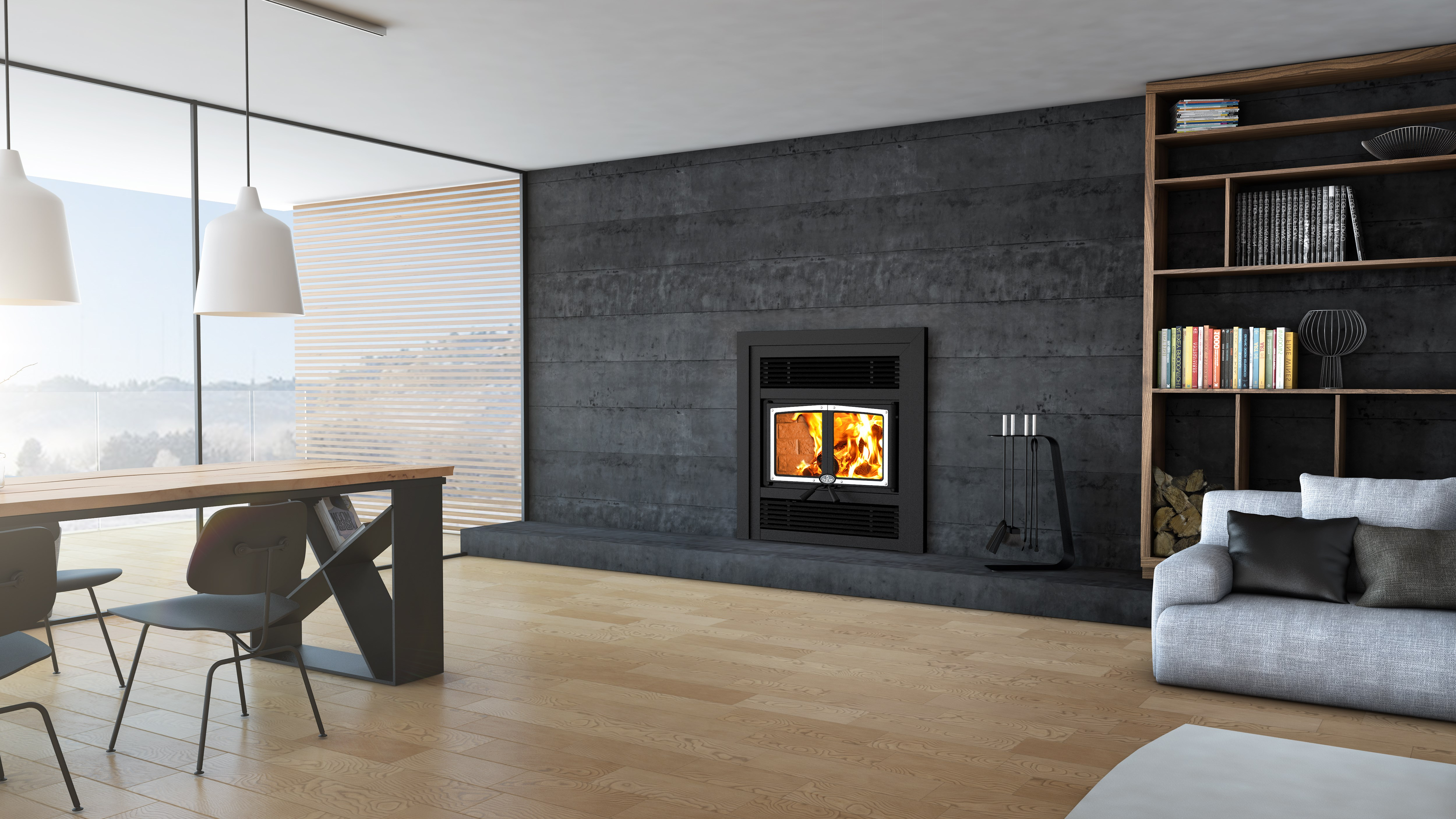 main product fireplace country high napoleon products image zero fireplaces wood clearance burning